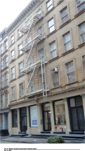 Mercer Street Building